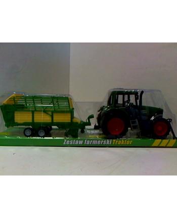 gazelo Traktor z maszyną rolniczą G087443