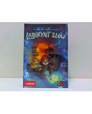 Rebel gra Labirynt slow 13386