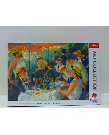 trefl Puzzle 1000 ŚNIADANIE WIOŚLARZY 10499            .