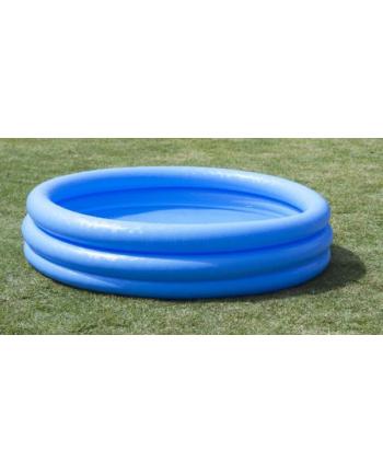 Basen niebieski CRYSTAL BLUE , 3 pierścienie 168x38cm 58446NP INTEX