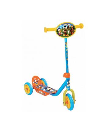 pulio Hulajnoga 3-kołowa Mickey Mouse Club House 100046 STAMP