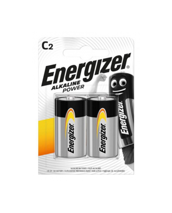 pbs connect Bateria ENERGIZER Alkaline Power C LR14 1,5V 2szt