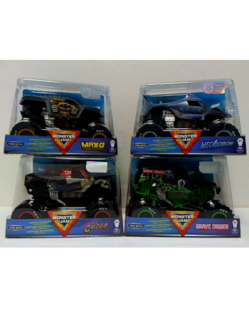 spin master SPIN Monster Jam 1:24 auto 58700 6044869